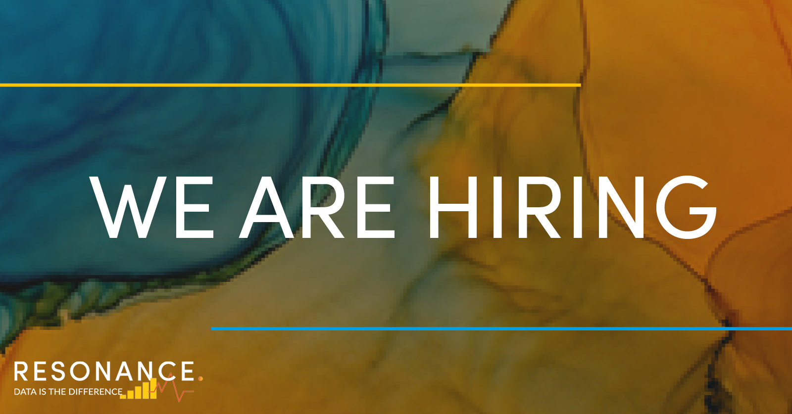 Resonance is growing and we are looking for an account executive, senior account executive and an account manager